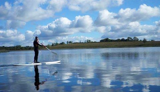 2 Hours Paddleboard Lessons In Ireland, United Kingdom