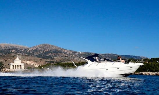 35' Motor Yacht Charters In Kefallonia, Greece
