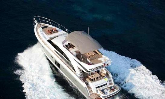 The Princess 60 Luxury Yacht In Phuket