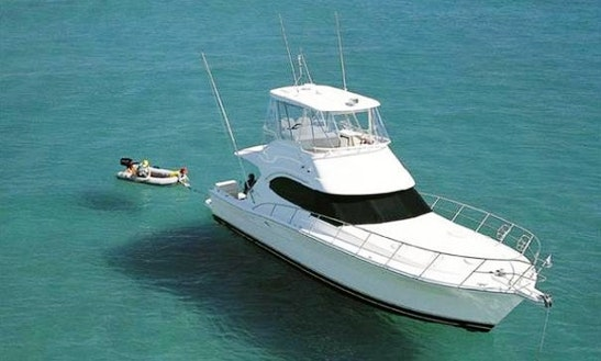 Riviera 42 Flybridge Motor Yacht In Phuket
