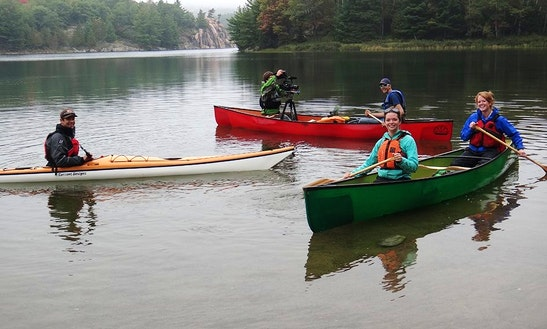 Canoe Rental In Killarney