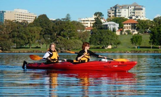 Double Kayak Tour In South Perth