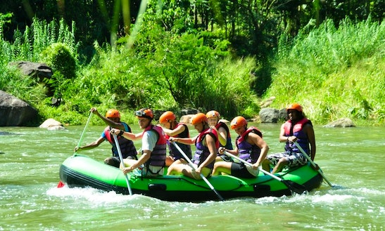 Book A River Rafting Trip In Kitulgala