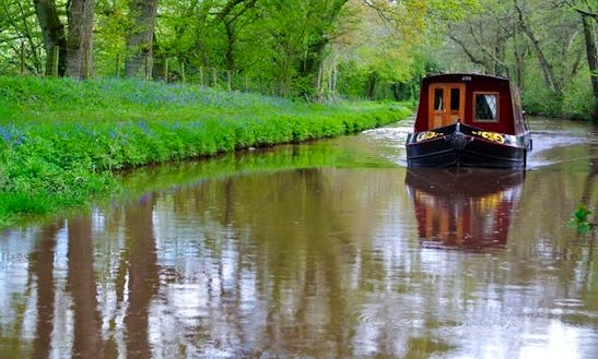 Canal Boat Rental