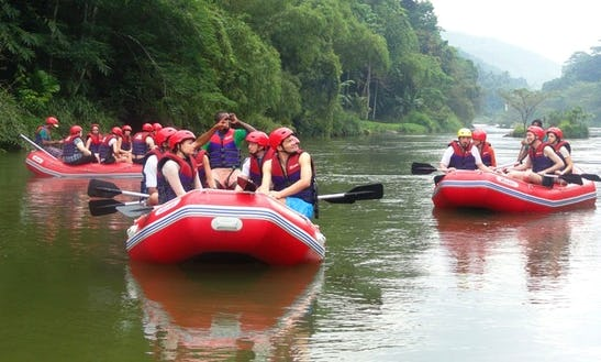 White Water Rafting Trip In Negombo