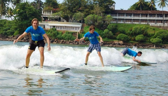 Surf Lessons And Tours In Galle, Sri Lanka