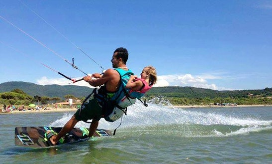 Kiteboarding Lesson In Tarifa