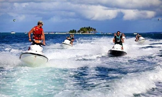 Jet Ski Hire In Fleury