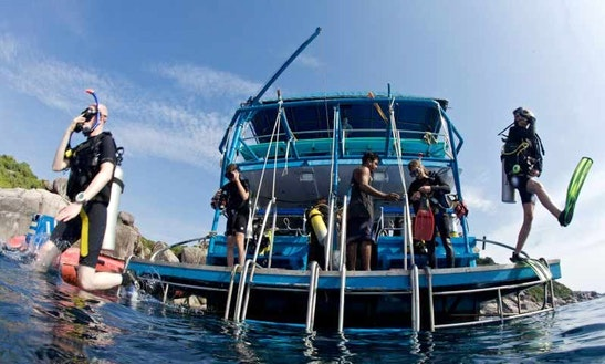 Discover Scuba Diving In Phuket
