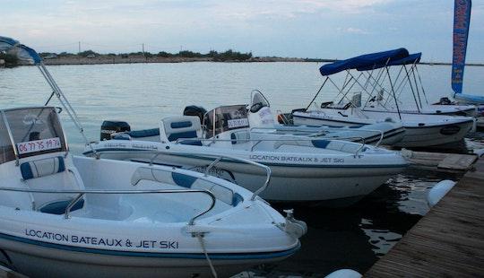 Aquamar 80 Boat Hire In Fleury