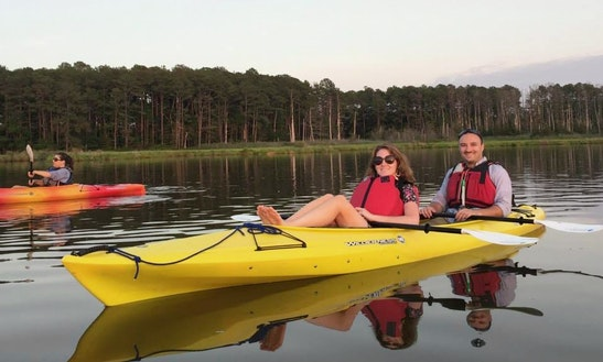 Double Kayak Rental & Tour In Berlin, Maryland