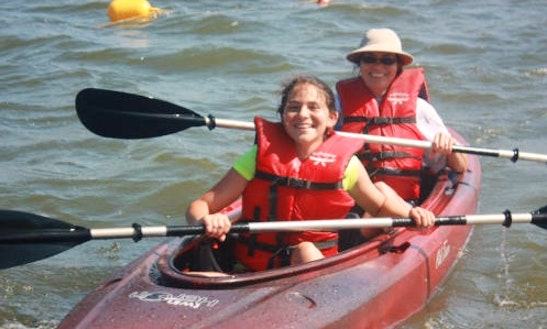 Double Kayak Rental In Wareham