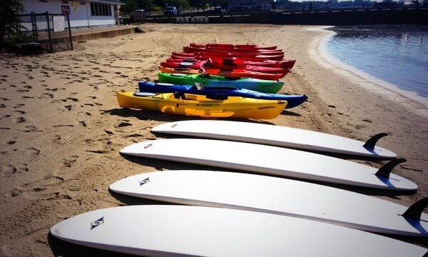 Stand Up Paddleboard Rental in Wareham