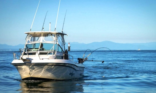Vancouver Fishing Charter In Richmond