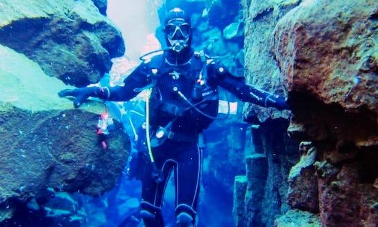 Diving In Hafnarfjörður