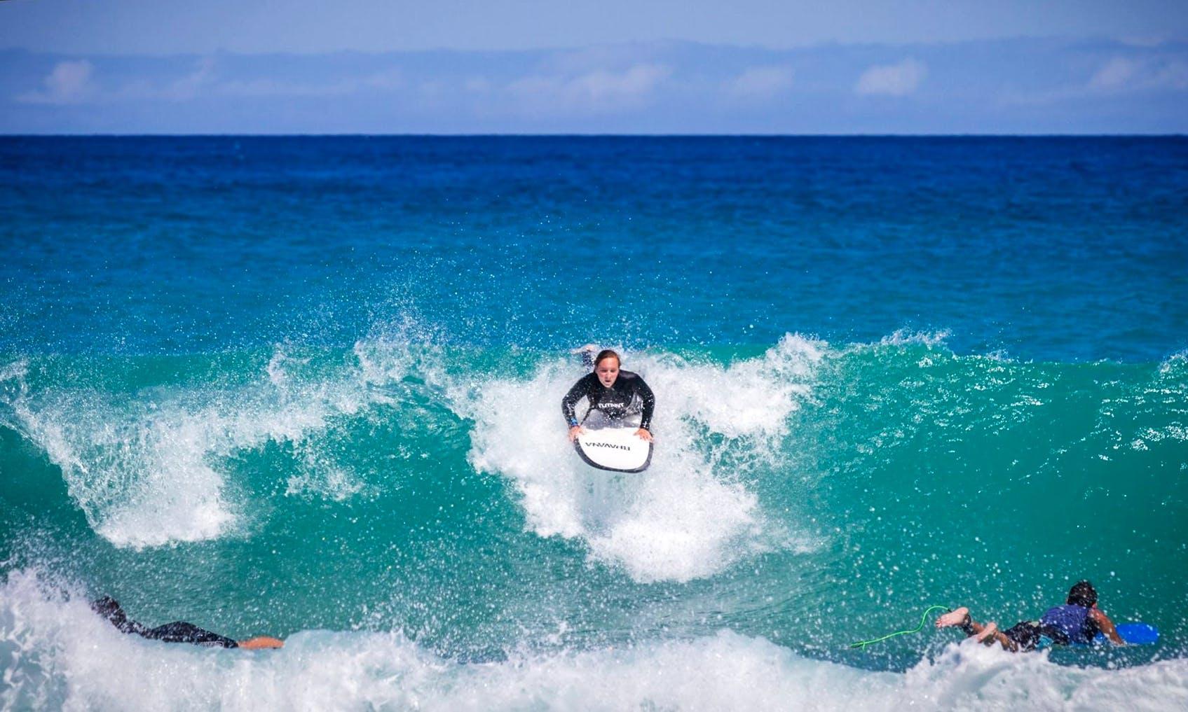 Surf Lesson in Salinas Principado