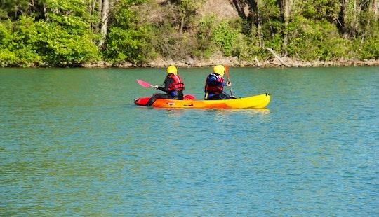 Kayak Lesson For Beginners In Murillo De Gállego, Spain