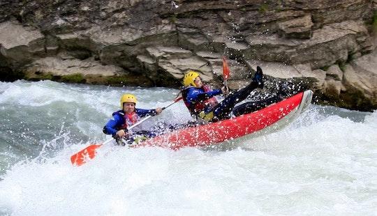 Canoe Rafting Tour In Murillo De Gállego