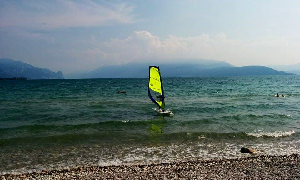Windsurfing Hire in Manerba del Garda
