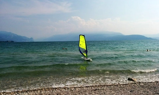 Windsurfing Hire In Manerba Del Garda