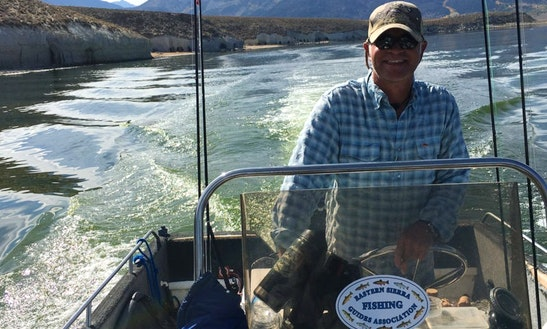 Bass Boat Fishing Сharters In Mammoth Lakes, California