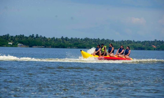 Banana Boat Rides In Negombo
