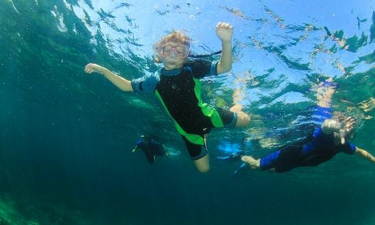 Snorkeling In Felanitx