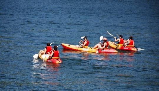 New Double Kayaks For Rent In Guadalix De La Sierra, Spain