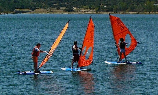 Windsurfing Hire & Lesson In Guadalix De La Sierra