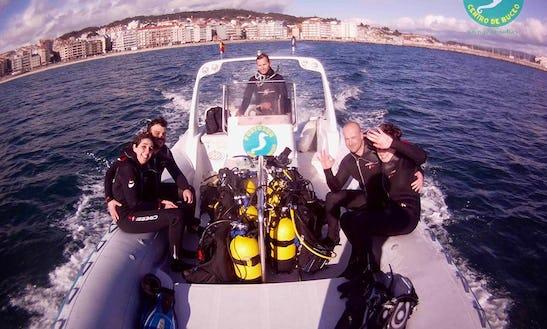 Explore The Dazzling Marine Life Of Sanxenxo, Spain
