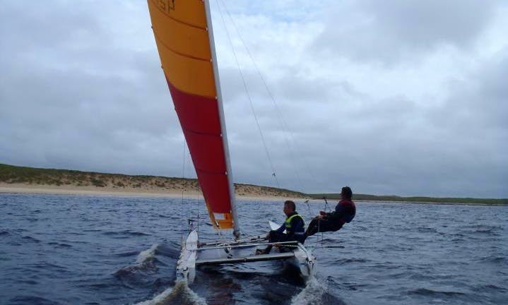 Book a Sailing lesson in Letterkenny, Ireland