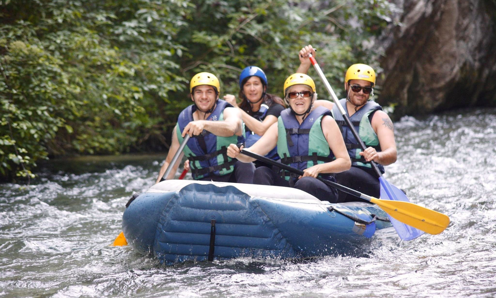 Rafting Tour in Norcia