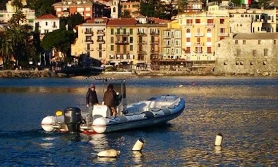Bwa 850 America Boat Diving In Santa Margherita Ligure