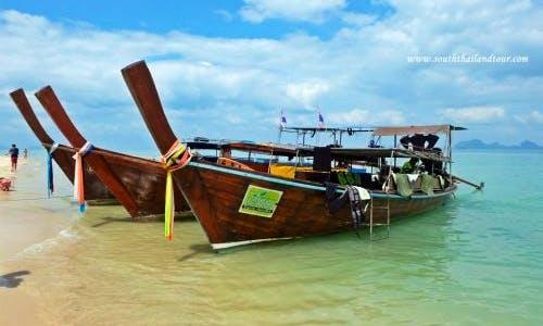 Wooden Boat Tours in Tambon Ko Lanta Noi