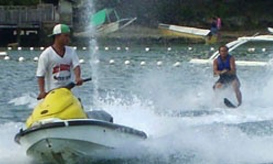 Water Skiing In Lapu-lapu City