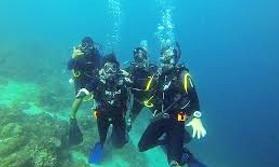 Diving In Lapu-lapu City