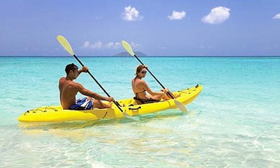 Kayak Rental In Playa Blanca, Spain
