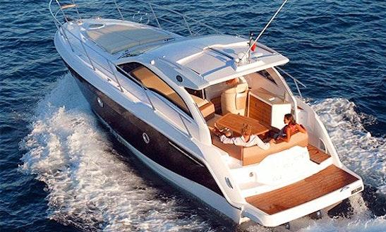 Sessa Marine C35  Motor Yacht In Marbella