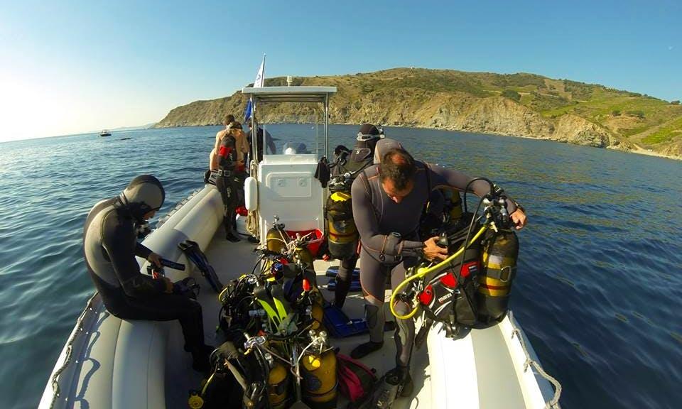 Discover Scuba Diving In Canet-en-Roussillon