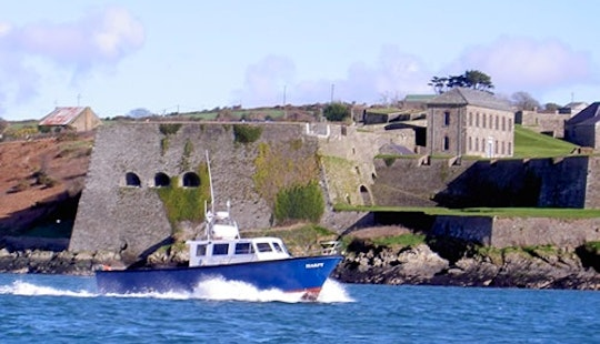 43' Deep See Angling Boat In Kinsale