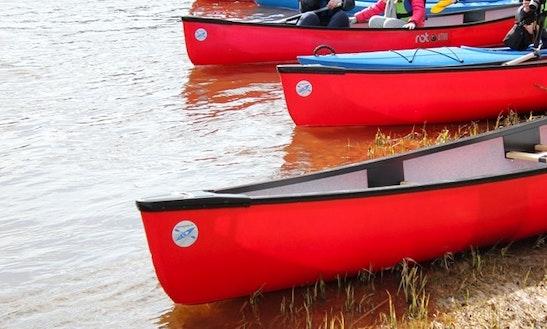 Kayak And Canoe Rental Laivojam.lv