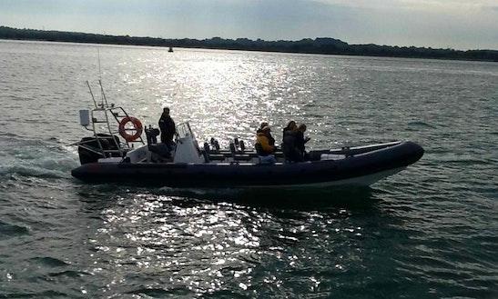 Rib Speedboat Hire In Unitedkingdom