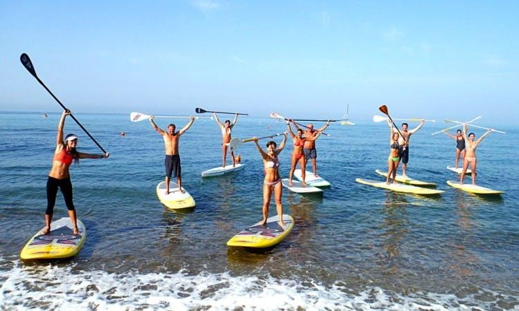 Paddleboard in Cagliari