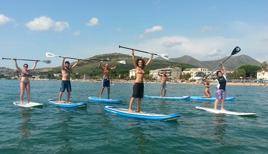 Book A Sup In Formia, Italy