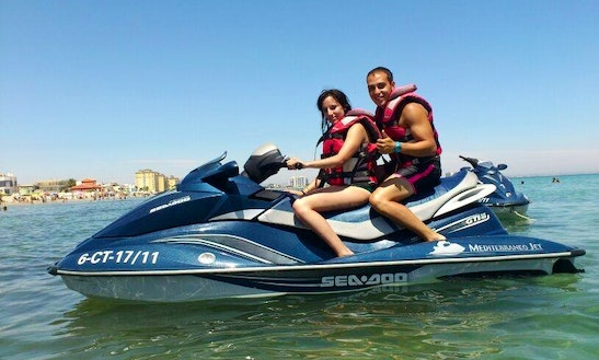Enjoy San Javier, Spain On Jet Ski