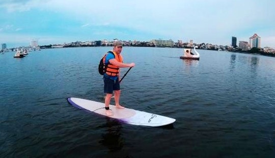 Hire A Branded Paddleboard In Tp. Phan Thiết, Vietnam