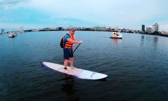Paddleboard Rental In Tp. Phan Thiết