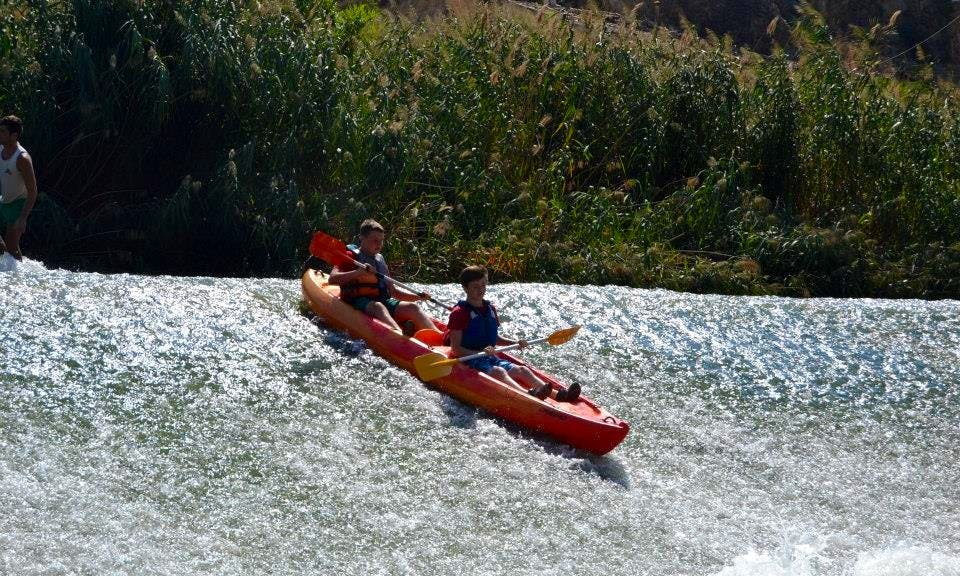 Exciting Double Kayak Tours in Blanca, Spain