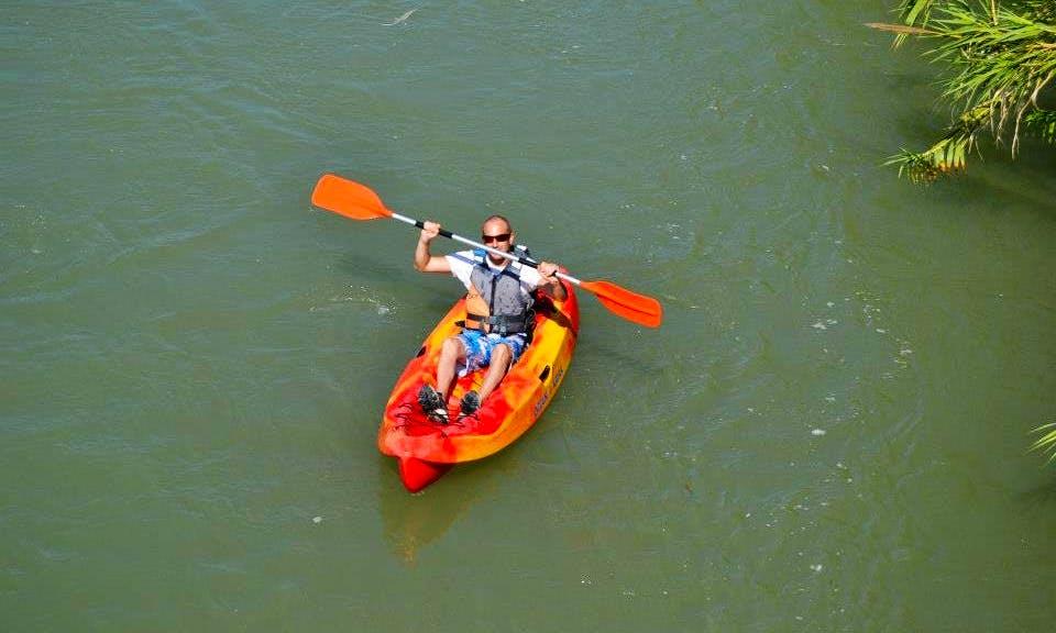 Wonderful Kayak Tour on Segura River from Blanca, Región de Murcia, Spain