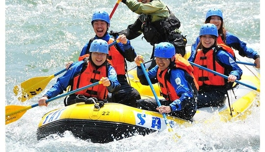 Unforgettable And Thrilling Rafting Experience In Muğla, Turkey
